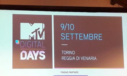 """E la musica digitale """"andò a comandare"""" alla Reggia di Venaria, in scena gli Mtv Digital Days"""