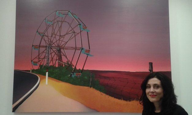 La pittura inquieta e raffinata di Laura Giardino da Privateview.