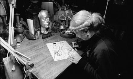 Olga Carolina, una vita fatta ad arte. Di lei racconta Andrea Accornero, collezionista e amico.
