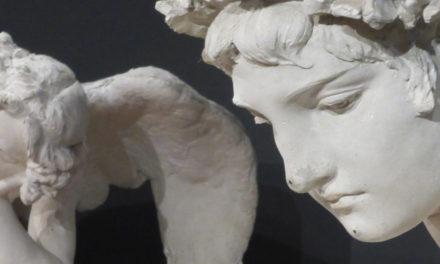 Presentazione del catalogo delle opere di Sandro Beltramo alla Gipsoteca di Bistagno.