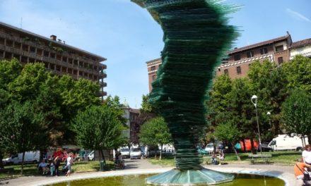 Verrà restaurata e ricollocata la fontana di Piazza Benefica. Accordo tra Città, Intesa San Palo e il Centro Restauro di Venaria.