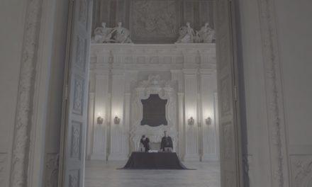 La musica elettronica entra a Palazzo Madama. Con MCDM, alias Max Casacci e Daniele Mana.