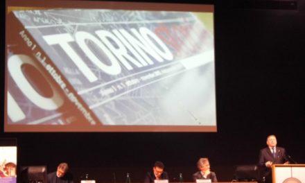 TorinoStoria compie un anno e festeggia con i suoi lettori all'Auditorium Vivaldi.