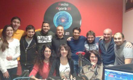 Porte aperte a Radio Agorà 21, per conoscere come funziona una webradio.