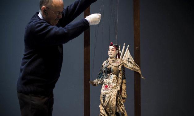 Prima nazionale al MAO: 400 marionette, burattini e ombre del teatro orientale.