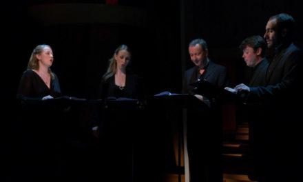 Antologia dei madrigali di Cremona di Monteverdi con Les Arts Florissant al Conservatorio Giuseppe Verdi.