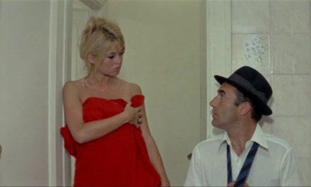 Al cinema Massimo il fascino di Brigitte Bardot sotto il sole di Capri. Era il 1963.
