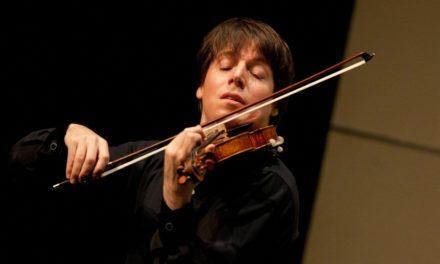 Lo Stradivari del 1713 di Bell dalla metro di Washington al Conservatorio Giuseppe Verdi.