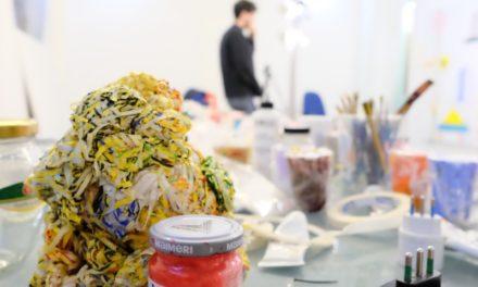 Lo show di Eric Shaw: residenza d'artista per una personale made in Turin da Privateview.