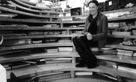 Una vita per i libri. Paola Gribaudo ora Accademico d'onore dell'Accademia Albertina.