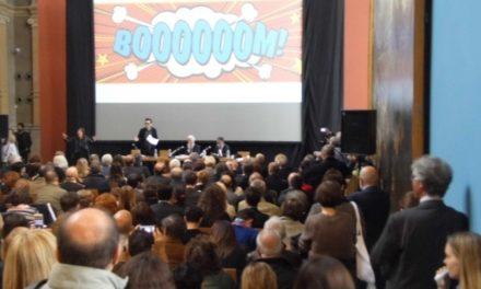 Il Salone del Libro fa BOOM. Presentato il programma della trentesima edizione.