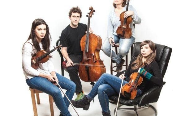 Il Quartetto Lyskamm, vincitore del Borletti Buitoni Music Prize, suona al Lingotto.