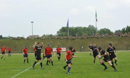 In Piazza d'Armi il 9° Trofeo sportivo della Scuola di Applicazione dell'Esercito.