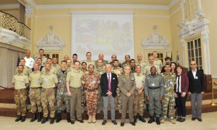 Peacekeeping operations: Lezioni di pace alla Scuola di Applicazione dell'Esercito