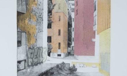 La XIII Biennale Internazionale per l'Incisione di Acqui Terme trasforma in galleria tutta la città.