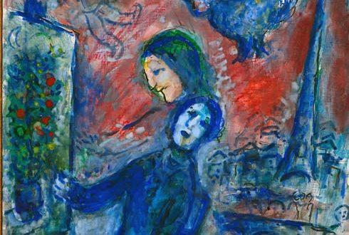 """Una """"bollente"""" delusione la mostra di Marc Chagall ad Acqui Terme."""