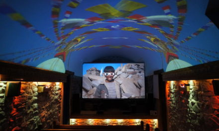 Documentari in visionarium di grande impatto e aforismi per ombrelli. Dolceacqua si distingue.