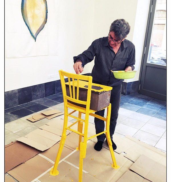 Aldo Taranto e il filo rosso con Torino attraverso due libri, una mostra e studi d'artista.