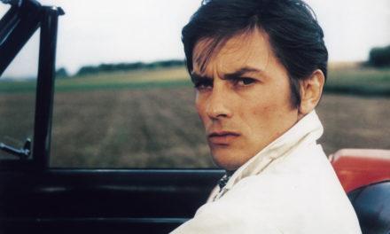 Erano anni che studiavo Alain Delon…  Una rassegna dedicata al grande attore francese.