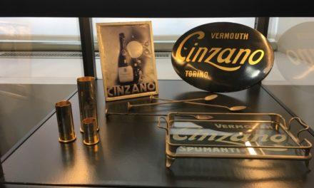 """Una mostra """"distillata"""" per celebrare i 260 anni di storia del marchio Cinzano."""