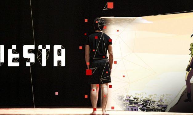 Avesta: a teatro, un videogioco che esplora le reazioni dei giovani nei confronti della geopolitica