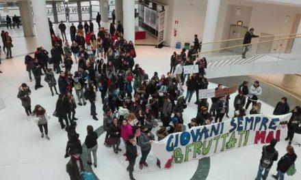 Gli atenei italiani si sono fermati il 24 novembre. Giornata di Mobilitazione Nazionale delle università.