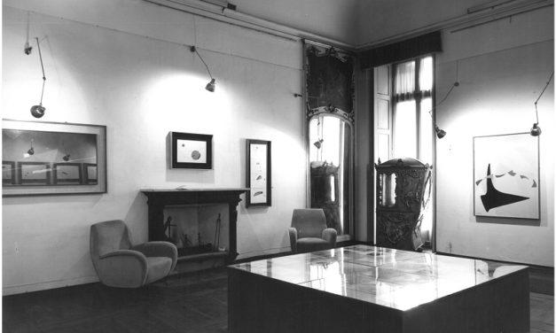 Conservare e divulgare le testimonianze dell'arte contemporanea: il caso della Galleria Martano al CCR di Venaria.