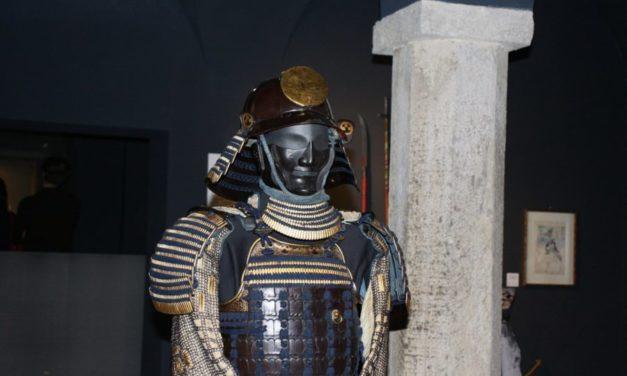 Ninja e Samurai. Il mistero, la leggenda, il mito al Museo d'Arte Orientale.