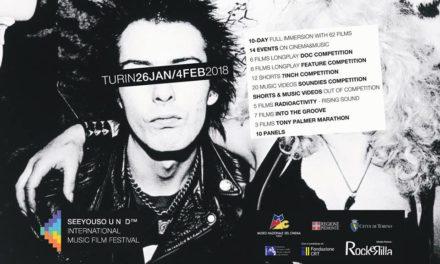 Seeyousound. Il festival dedicato al cinema musicale risuona al Cinema Massimo.