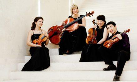 Il Pacific Quartet Vienna al Lingotto Giovani. Sensibilità, temperamento e molti premi conseguiti.