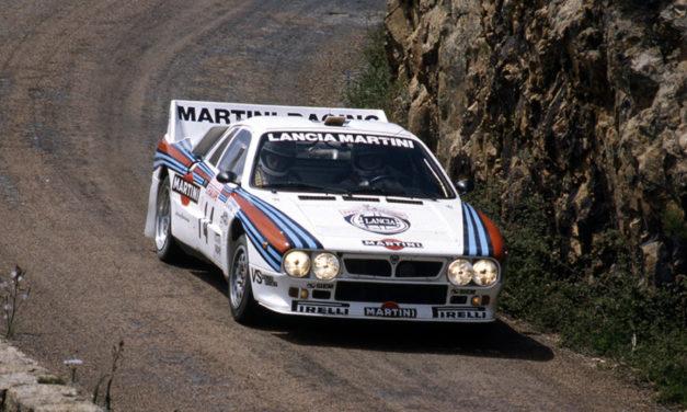 Lancia Rally 037: ad Automotoretrò una mostra e un libro.