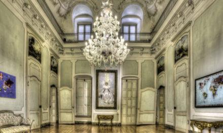 Alighiero & Boetti ospiti di Palazzo Mazzetti in quel di Asti. Perfiloepersegno.