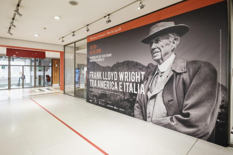 Frank Lloyd Wright alla Pinacoteca Agnelli. Disegni, edifici, progetti del grande architetto.