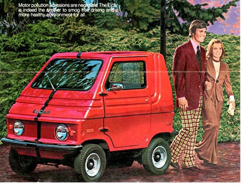 """Auto elettrica. La """"Zele"""" la piccola cittadina tra passato e futuro."""