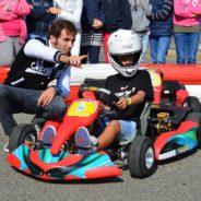 """L'Automobile Club Torino mette al volante i più piccoli con """"Karting in piazza""""."""