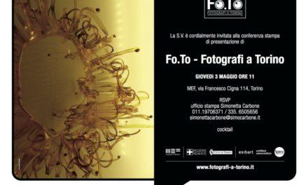 Con Fotografi a Torino un ri-scatto cittadino. Domani parte la kermesse.
