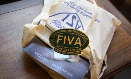Torino diventa Capitale mondialedel motorismo storico. La FIVA prende casa a Villa Rey.