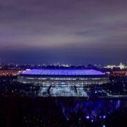 La coppa del mondo, divertimento estivo. In Russia la World Cup 2018.
