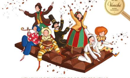 I 140 anni di Venchi celebraticon una dolce mostra alle OGR.