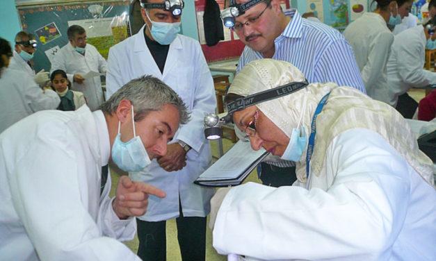 Due giornalisti torinesi in Libano. Per vedere e documentare cosa succede nella terra dei cedri.