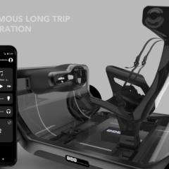 Il futuro è (quasi) servito. Nuovi paradigma di mobilità con la TUC.technology.