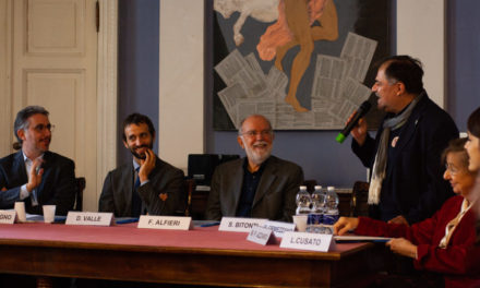 """""""CineMarte – Dove l'arte incontra il cinema"""". Al cinema Massaua i docenti dell'Accademia."""