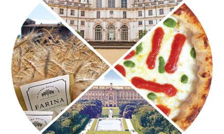 """Caserta e Stupinigi, unite da """"La Pizza delle Dure Regge"""". Ricerca, sperimentazione e innovazione."""