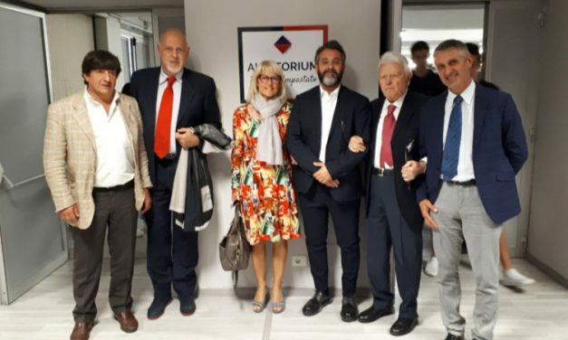 L'Ettore Majorana di Moncalieri intitola il nuovo Auditorium a Peppino Impastato.