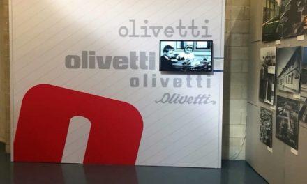 In mostra in 110 anni di innovazione dell'Olivetti.