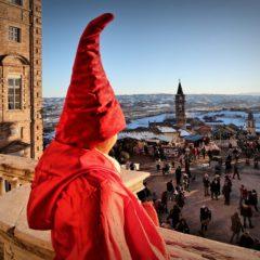 Nel Roero incantato Govone si trasforma nel Magico paese di Natale.
