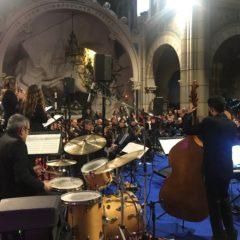 """Il bib bab del """"Duca"""" per una sera scalda l'inverno. A Giaveno la Filarmonica Jazz Band."""