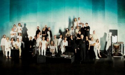 La Chamber Orchestra of Europe insieme allo Stradivari di Leonidas Kavakos al Lingotto.
