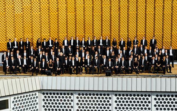 Torino al centro della musica. I Berliner con Harding per le 25 primavere di Lingotto Musica.
