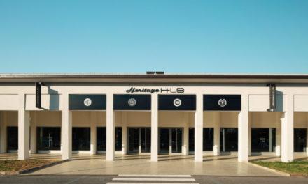 Il mondo delle auto storiche trorinesi ha un nuovo Hub: FCA Heritage.